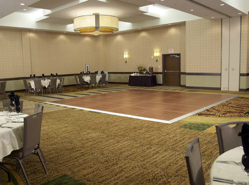 Portable Stage Flooring : Stage lights and sound rentals production services
